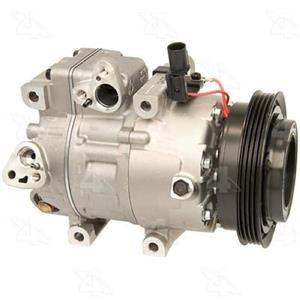 AC Compressor For 2007-2012 Hyundai Elantra (1 Year Warranty) R158307