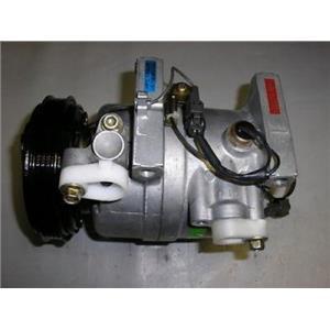 AC Compressor For 1993-1997 Nissan Altima 2.4L (1YrW) Reman 57445