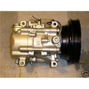 AC Compressor Fits 1988 1989 1990 Toyota Tercel (1year Warranty) R67393
