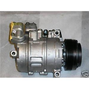 AC Compressor For BMW 323i 540i 740i 740il X3 (1 YEAR WARRANTY) Reman 67307
