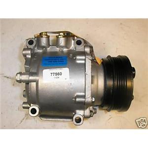 AC Compressor For Honda CR-V, Civic, Civic Del Sol (1 year Warranty) R77560