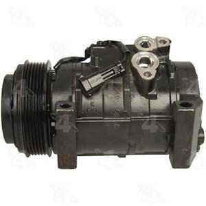 AC Compressor Fits Silverado Sierra Express & Savana (1 Year Warranty) R97369