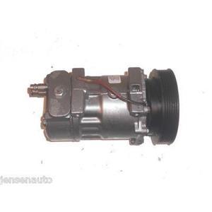 AC Compressor For 1994-1998 Saab 9000 2.3L 3.0L 67557 (1 Year Warranty) R67557