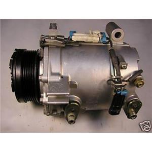 AC Compressor For Cadillac Deville Seville Pontiac Bonneville (1YrW) Reman 77482