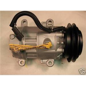 AC Compressor Fits Dynasty Caravan Mini Ram Grand Voyager (1 Yr Warranty) R67360