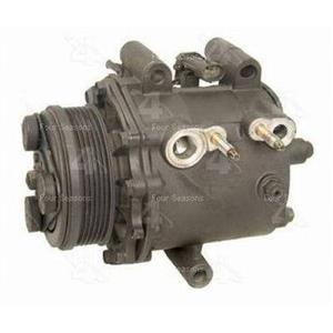 AC Compressor For 2005-2006 Terraza, Uplander, Montana, Relay (Used)