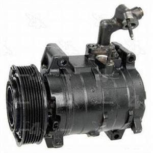 AC Compressor For 2003-2011 Honda 2.4l Element (Used)