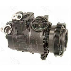 AC Compressor For 2001-2005 Audi A4, A6 1.8l Vw Cc, Passat 1.8l 2.0l (Used)