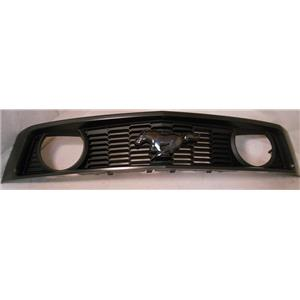 """2010-2013 Ford Mustang GT Grille """"Gray"""""""