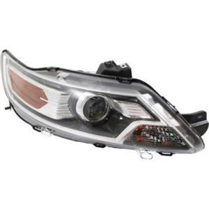 2012-2013 Ford Taurus Passenger Side Headlight (Halogen)
