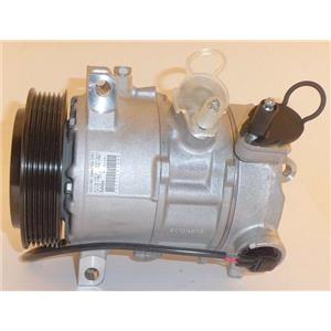 AC Compressor Fits 2009-2017 Compass Patriot 2017 Ram 2500 3500  (1YW) R157388