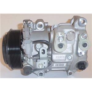 AC Compressor For 2006-2012 Toyota RAV4 3.5L (1 Year Warranty) R157321