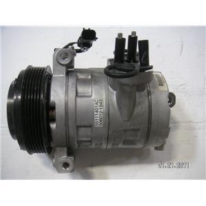 AC Compressor Fits 2007-2011 Jeep Wrangler (1 Year Warranty) R97484
