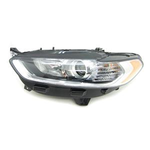 FOR 2013-2014 FORD FUSION, LEFT HAND DRIVER SIDE HEADLIGHT. O.E.M. NEW