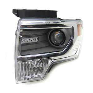 FITS 2013-2014 FORD F-150 LEFT HAND HID HEADLIGHT