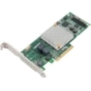 Adaptec RAID 8405 Adapter 12Gb/s SAS PCI Express 3.0 x8 Plug-in Card 2277600-R