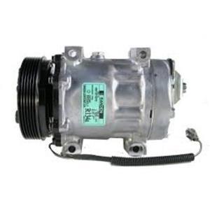 AC Compressor For Sanden 4636 4693 4790 4828 Rh Drive Postal Jeep (1yr W) Reman