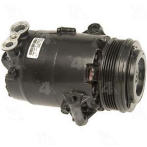 AC Compressor For 2004-2009 Cadillac XLR 4.6L (1 year Warranty) R67217