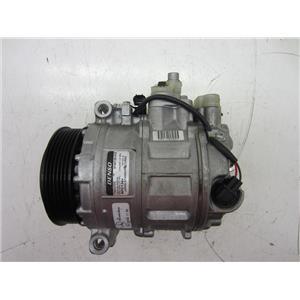 AC Compressor For Mercedes C55AMG CLK55 AMG CLK500 CLK550 (1yr Warr) N157363