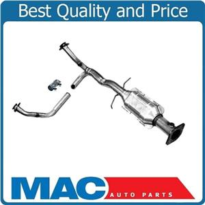 00-02 S10 Pick Up 4.3L 2 Wheel Drive Engine Auto Y Pipe Catalytic Converter CALL