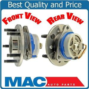 (1) 100% New for 97-03 Malibu 99-05 Grand Am 513137 Front Hub Assembly With ABS