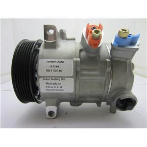 AC Compressor For Dodge Caliber Jeep Compass Patriot Ram 2500 3500 (1YW) R157388