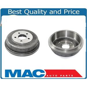 (2) Brake Drum Rear Uquality REF# 80130 fits 10-13 Ford Transit Connect