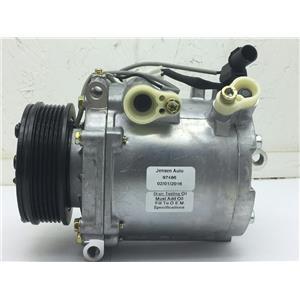 AC Compressor Fits Mitsubishi Lancer & Outlander (1 Year Warranty) R97486