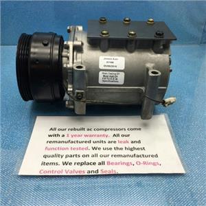 AC Compressor For Dodge Stealth Mitsubishi 3000GT Diamante (1yr Warranty) R67488