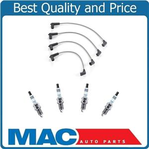 Pro Spark Wires Spark Plugs 2004-2011 Mazda RX8 RX-8 NGK New 6700 6701