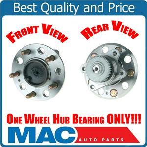 (1) 100% New 512265 REAR Wheel Bearing and Hub Assembly for 06-10 Sonata