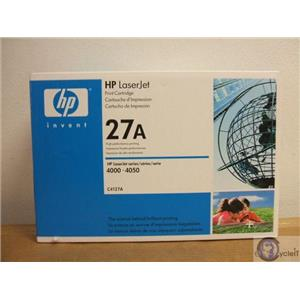 Genuine  HP C4127A LaserJet Printer Cartridge Sealed in Open Box