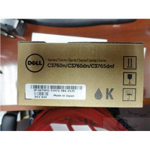 Dell KT6FG Black Toner Cartridge For C3760dnm/C3760n/C3765dnf
