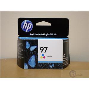 Brand New OEM HP 97 C9363WN DeskJet 860 Yield Tri-Color Cartridge