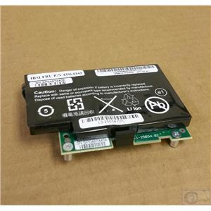IBM ServerRAID MR10M SAS/SATA Battery Pack w/ Battery 43W4342 L1-25034-02