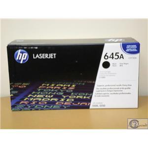 New open box OEM HP LaserJet 5500/5550 C9730A 645A Black Toner Genuine