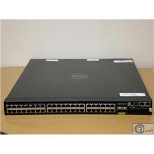 Dell Force10 S60-44T-AC-R YWMNY 48 Port Switch 4-Port SFP Uplink Refurbished