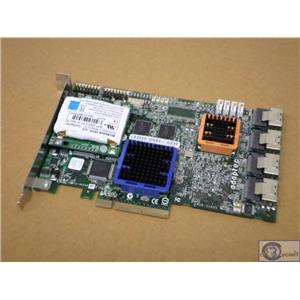 Adaptec ASR-31605 16-port Attached PCIe SAS SATA RAID Refurbished w/ Battery