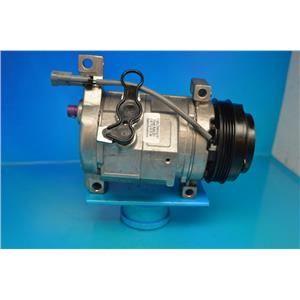 AC Compressor Fits Cadillac Chevrolet GMC (1 year Warranty) R77362