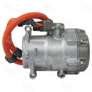 AC Compressor For 2004-2009 Toyota Prius (1 Year Warranty) R98360