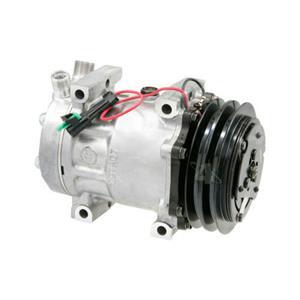 AC Compressor for Freightliner FC70, FL50, FS65 (1 Year Warranty) R58794