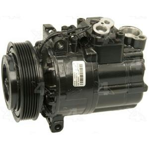 AC Compressor fits 2002-2005 Land Rover Freelander (1 Year Warranty) R57578