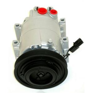 AC Compressor for 2010-2011 Kia Soul (One Year Warranty) R157389
