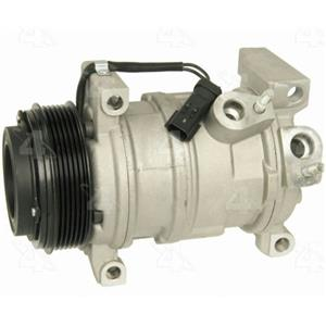 AC Compressor fits Town & Country Grand Caravan VW Routan (1YW) R157339