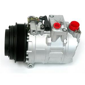 AC Compressor For Crossfire, SLK230, Sprinter W/Clutch Supercharged New 98381