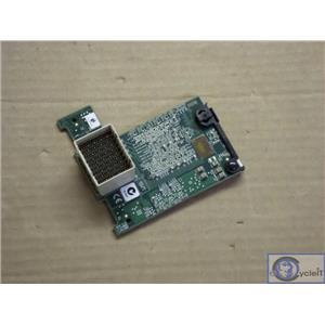 Dell Qlogic PowerEdge M610 M620 10GB Dual Port FC Mezzanine Card QME8142 906P0