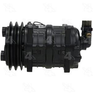 AC Compressor fits 1992-1994 Freightliner MB60 & MB70  (1 Year Warranty) R57517