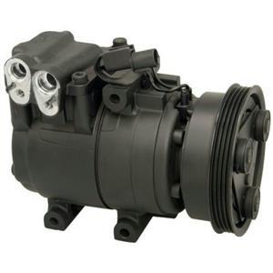 AC Compressor for 1998-1999 Hyundai Accent 1.5L (One Year Warranty) R67181