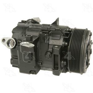 AC Compressor for Infiniti EX35 G37 (1 Year Warranty) R67674