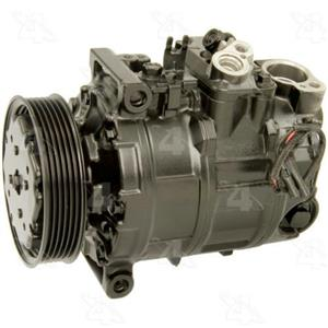 AC Compressor fits Audi A4  A6 & A4 A6 Quattro (One Year Warranty) R97354